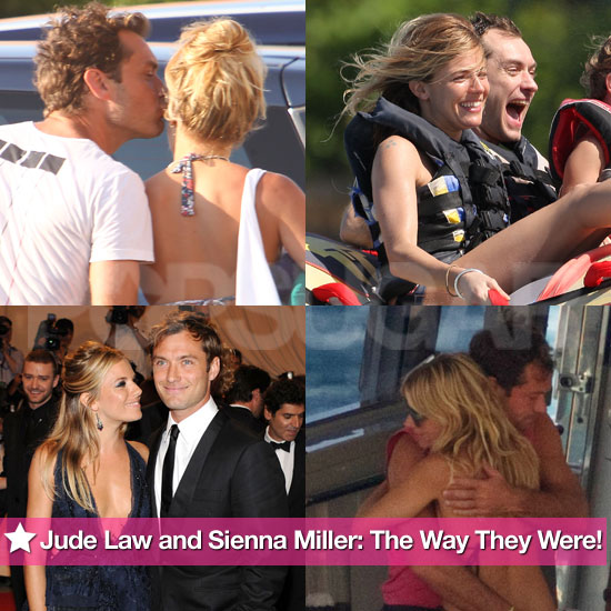 Sienna Miller and Jude Law: The Way They Were!