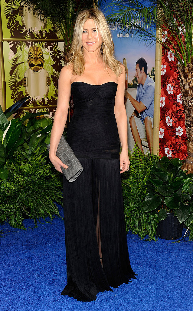 Pictures of Jennifer Aniston at the Just Go With It Premiere in NYC 2011-02-08 16:50:50
