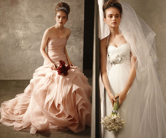 Preview of Vera Wang&#039;s Bridal Collection For David&#039;s Bridal 2011-02-09 09:43:04