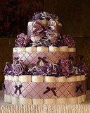 Formal Diaper Cake