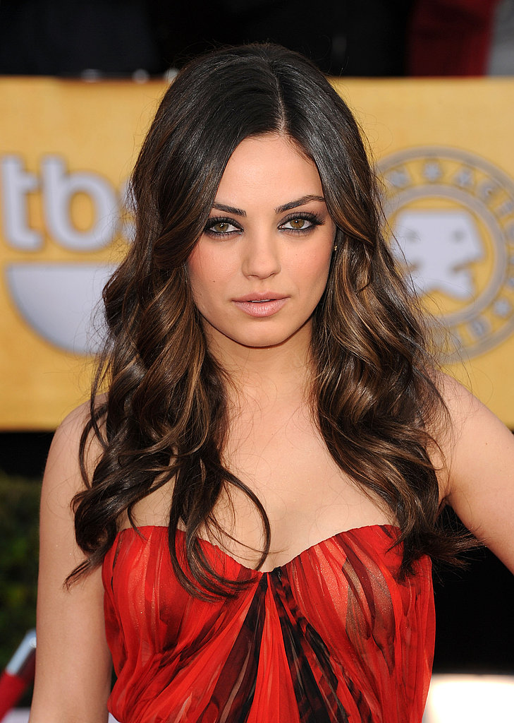 Men's Celebrity Dream Date: Mila Kunis