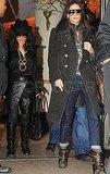 Birthday Boy Ashton Gets to Shop Paris With Demi and Salma