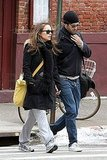 Natalie Portman Returns Home to the Big Apple and Benjamin
