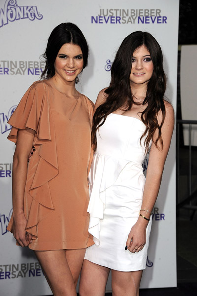 The Jenner Girls