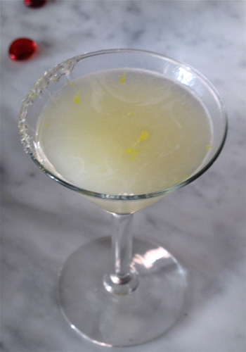 Ryan Scott's Lemon Drop