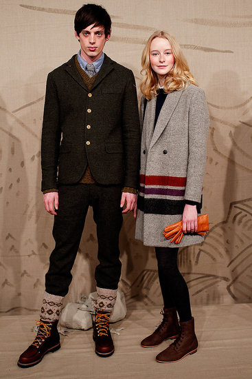 Fall 2011 New York Fashion Week: Steven Alan