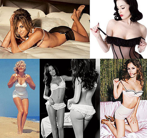 Valentine's Day Lingerie Shopping Guide For the Pinup