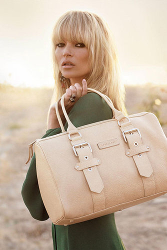 Kate Moss For Longchamp Spring 2011 Collection Lookbook Photos