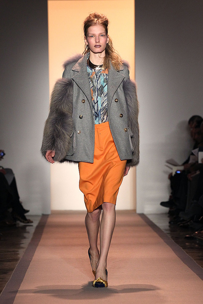 Peter Som's Fall 2011 Collection Is Full of Clothes for His Friends