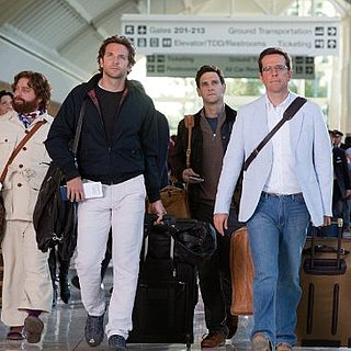 The Hangover Part II Video Footage on Set