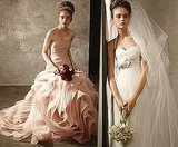 Sneak peek Vera Wang's bridal collection for David's Bridal before it hits stores.