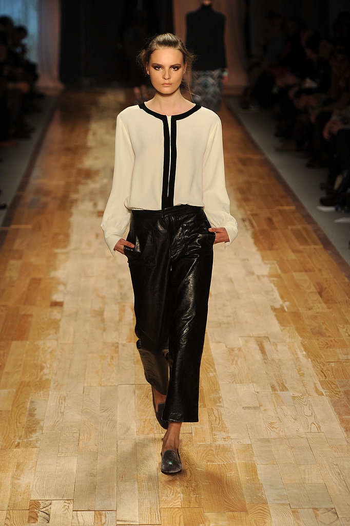 2011 Fall New York Fashion Week: Cynthia Rowley