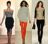 New York Fall Fashion Week Day Two