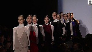 New York Fashion Week Fall 2011: BCBGMaxazria Runway