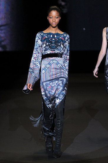 Fall 2011 New York Fashion Week: Vivienne Tam