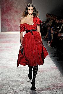 Fall 2011 New York Fashion Week: Prabal Gurung 2011-02-12 22:23:15