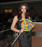 Ashley Greene Parties With Joe Jonas For Her 24th Birthday