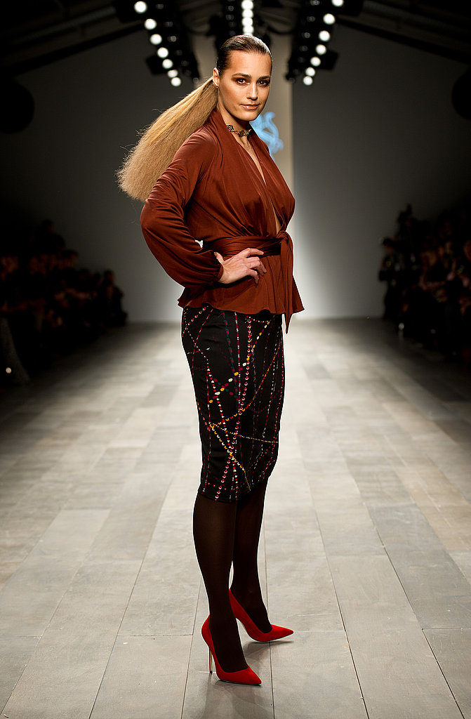 2011 Autumn London Fashion Week: Issa London