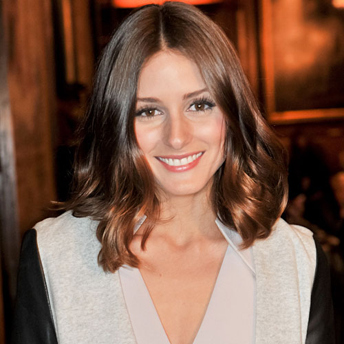 Olivia Palermo Talks Beauty