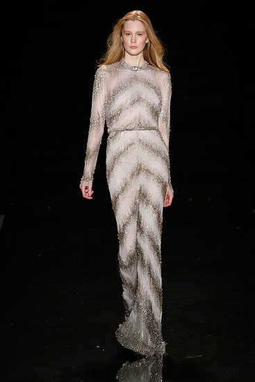 Fall 2011 New York Fashion Week: Jenny Packham