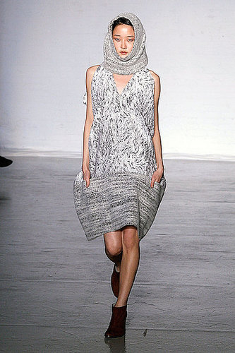 Fall 2011 New York Fashion Week: Zero + Maria Cornejo
