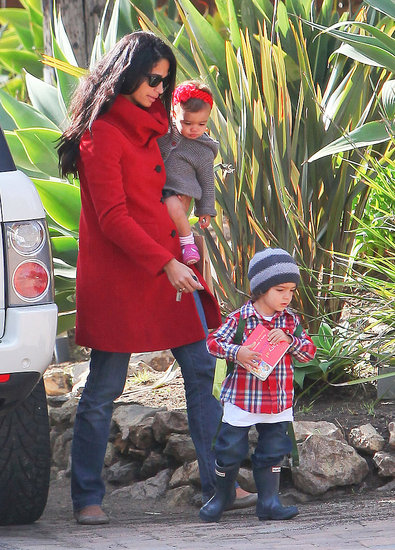 Camila, Vida, and Levi Share the Love on Valentine's Day