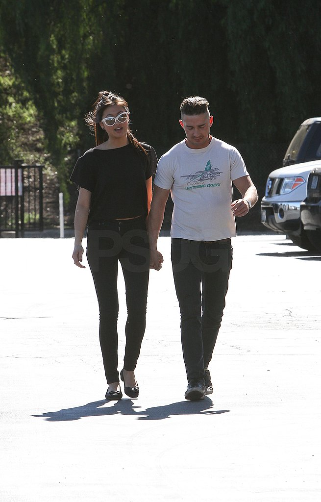Shia LaBeouf Grabs Lunch With a New Lady Friend and Haircut!
