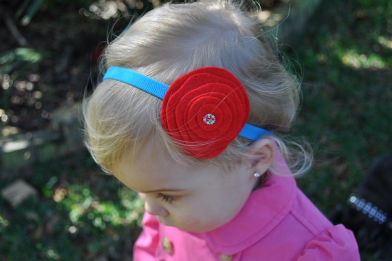 Dr. Seuss-Inspired Headband