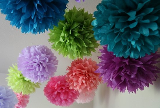 Shake Those Pom-Poms