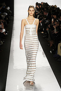 Fall 2011 New York Fashion Week: Herve Leger by Max Azria