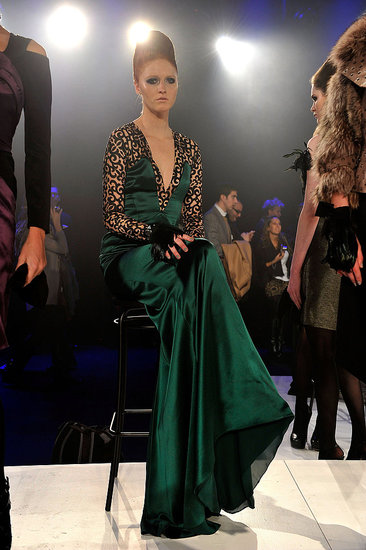 Fall 2011 New York Fashion Week: Bibhu Mohapatra