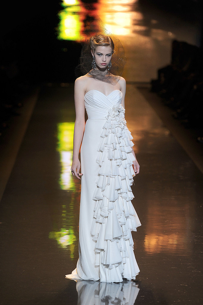 Fall 2011 New York Fashion Week: Badgley Mischka