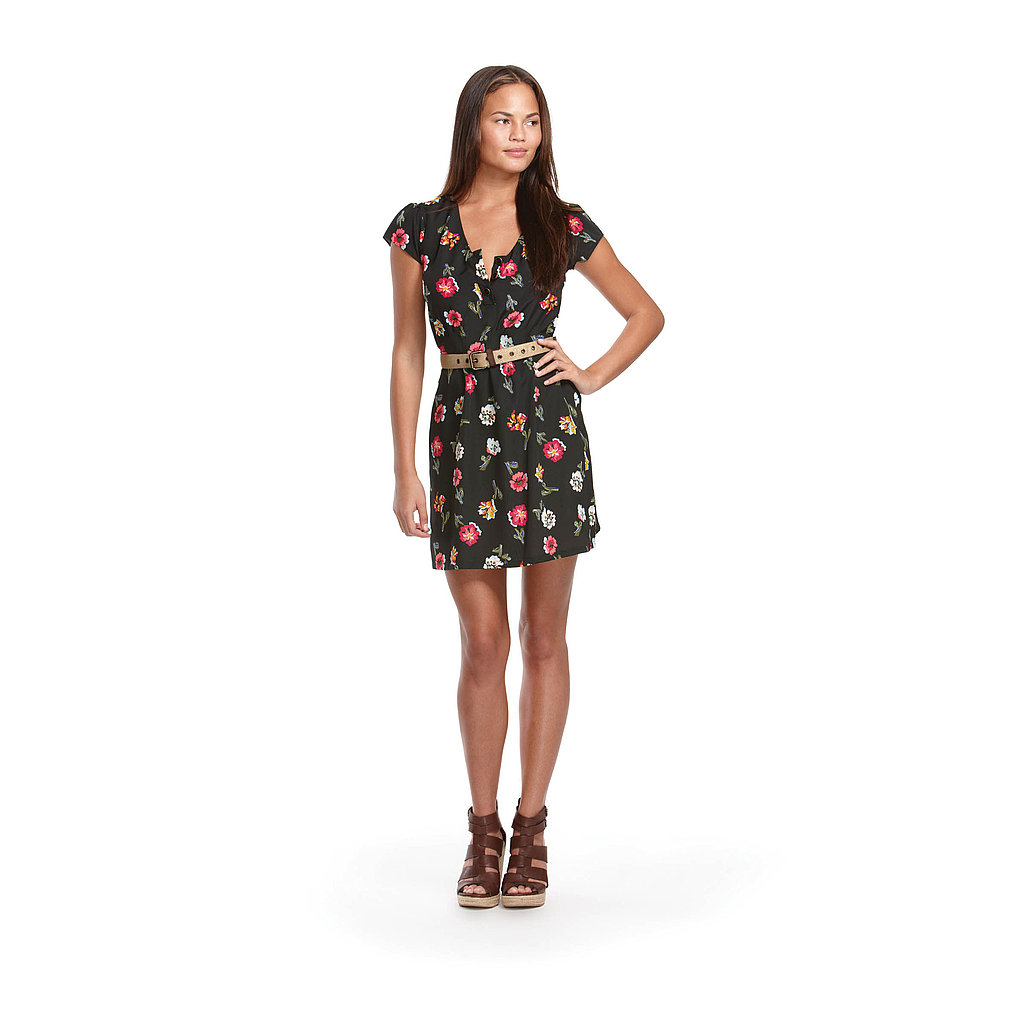 Tucker For Target Button-Front Dress ($35)