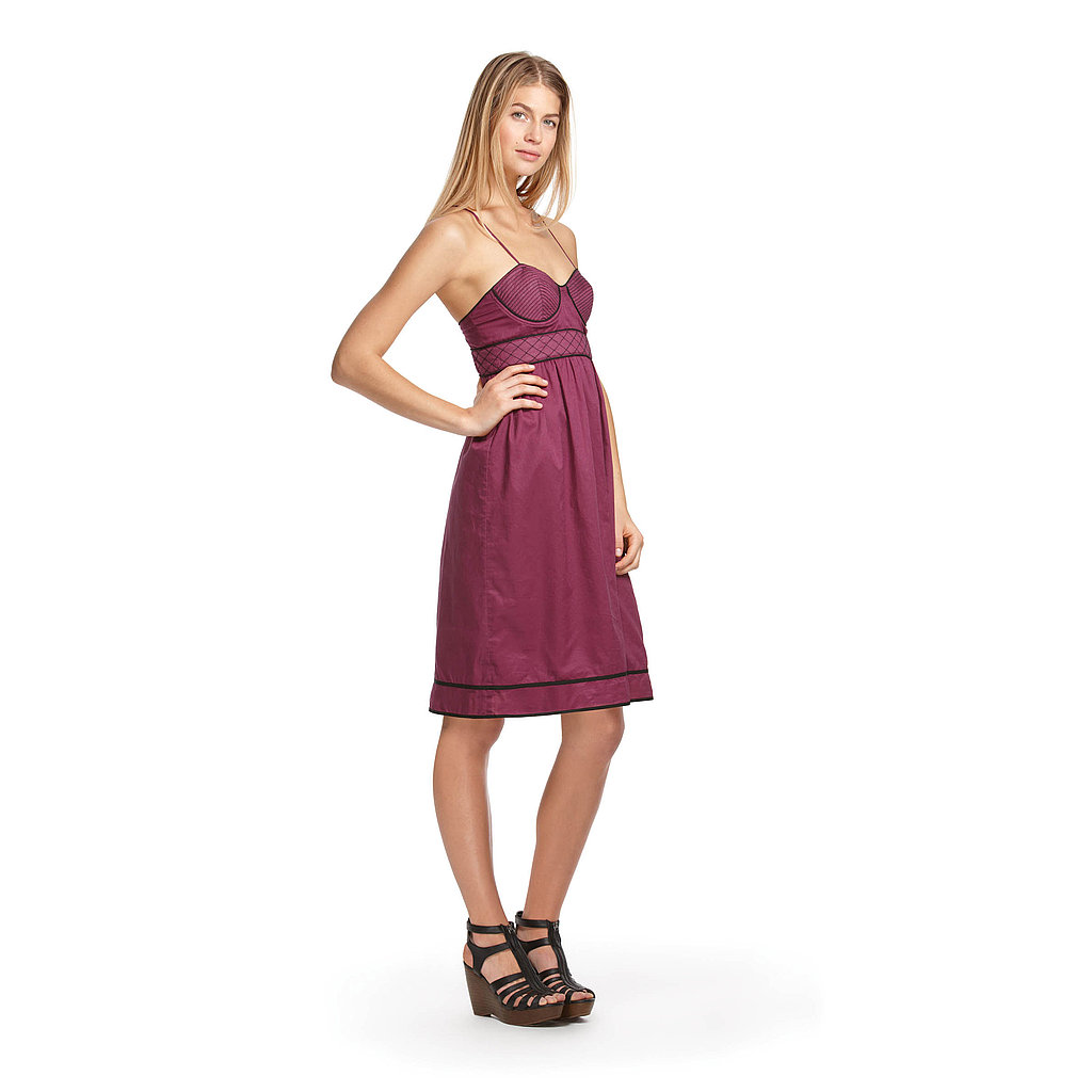 Proenza Schouler For Target Bustier Dress ($45)