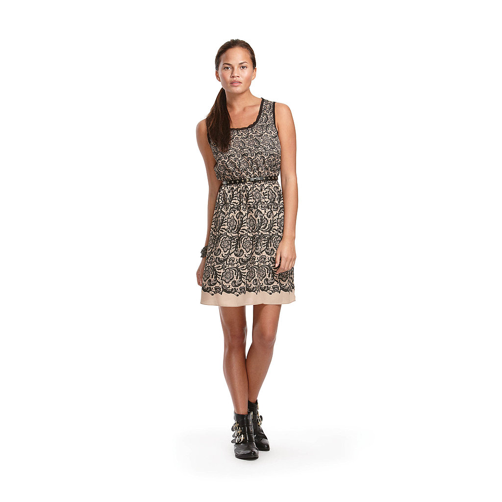 Rodarte For Target Lace-Print Dress ($40)