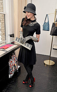 Fall 2011 New York Fashion Week: Kate Spade