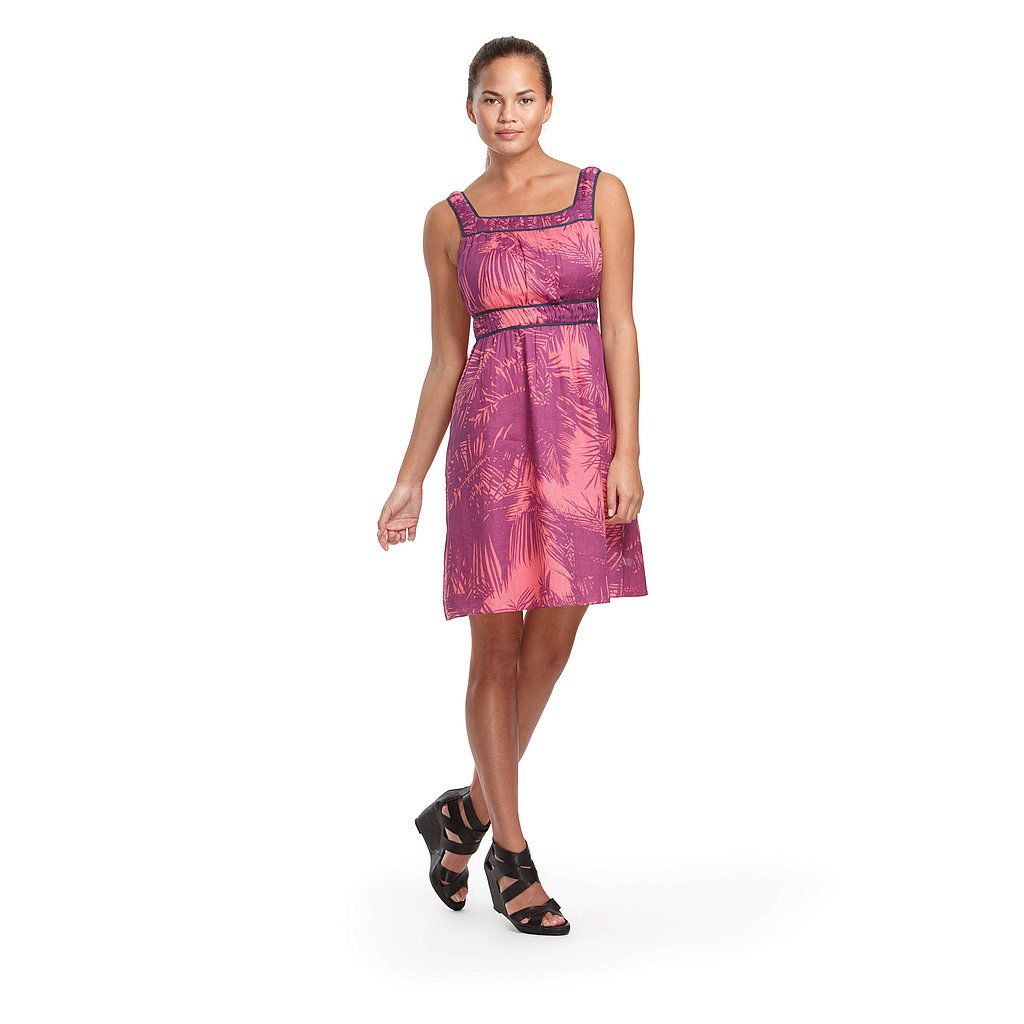 Proenza Schouler For Target Palm-Print Gauze Dress ($40)