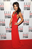 At the 2011 Elle Style Awards, Cheryl was a bombshell in Alexander McQueen.