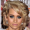 Kimberly Wyatt&#039;s Beauty Look at the 2011 Brit Awards