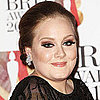 Adele's Beauty Look at the 2011 Brit Awards
