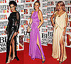 2011 Brit Awards Trend Alert: Dramatic Slits