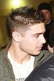 Zac Efron Returns to LA and Rocks Out at a Musical