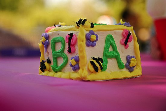 Cakespiration: 10 Decadently Decorated Baby Shower Cakes