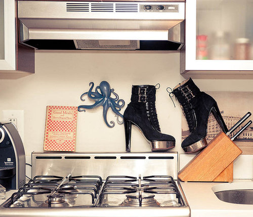 Do You Decorate With Heels?