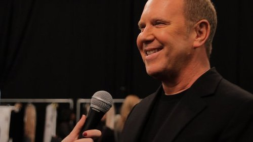 Michael Kors Interview at New York Fashion Week Fall 2011