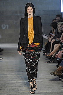 Fall 2011 New York Fashion Week: Proenza Schouler