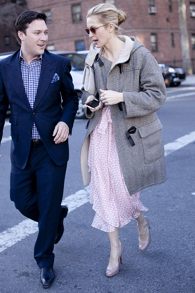 Spotted at NYFW! Another Round of Enviable Street Style