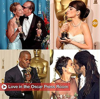 Pictures of Oscar Winners With Awards