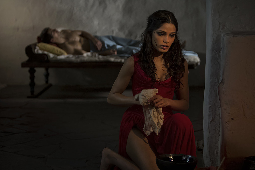 Frieda Pinto as Phaedra in Immortals. Photo courtesy of Relativity