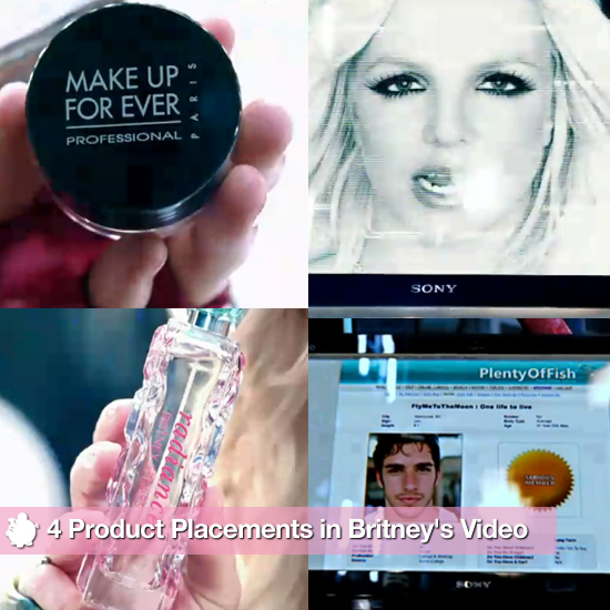 Smart or Sellout: 4 Product Placements in Britney's Music Video